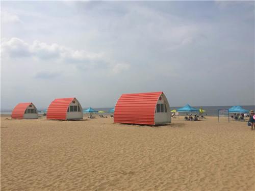 <b>沙滩帐篷酒店</b>