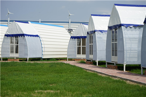 帐篷防蚊保暖露台定制