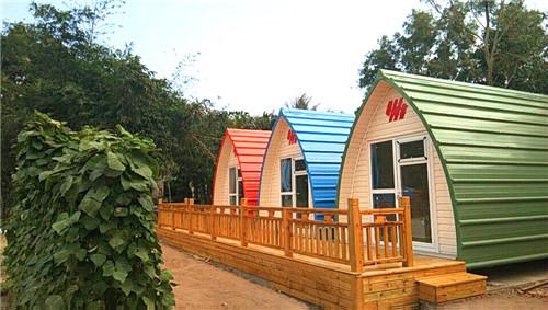 海南三亚中廖村户外营地项目