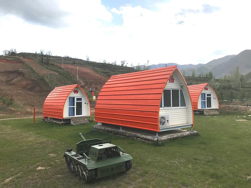 户外帐篷酒店定做:什么是野奢帐篷酒店