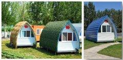天津户外营地设计:酒店帐篷为什么受景区营地欢迎