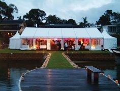篷房帐篷:婚礼不再局限室内,户外也可以很浪漫!