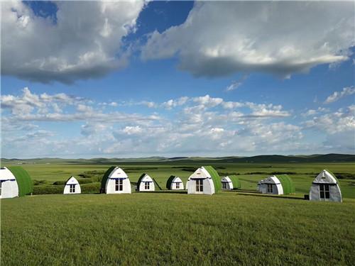 如此精美绝伦的酒店帐篷设计你见过了没?